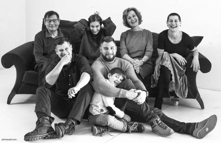 Familien Fotoshooting Lässle