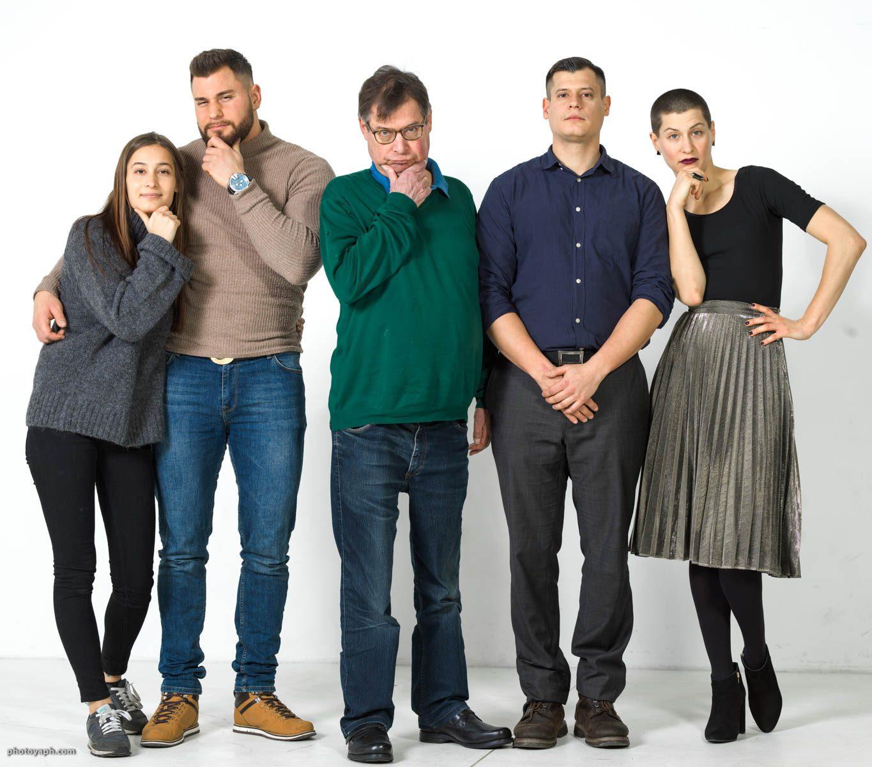 Familienfoto Luxemburg