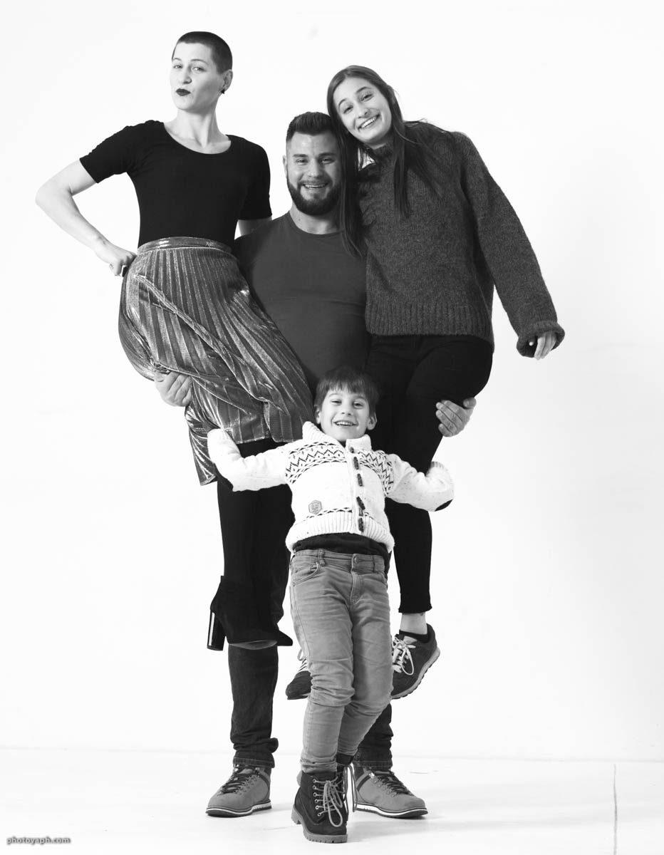 Familienfoto Trier