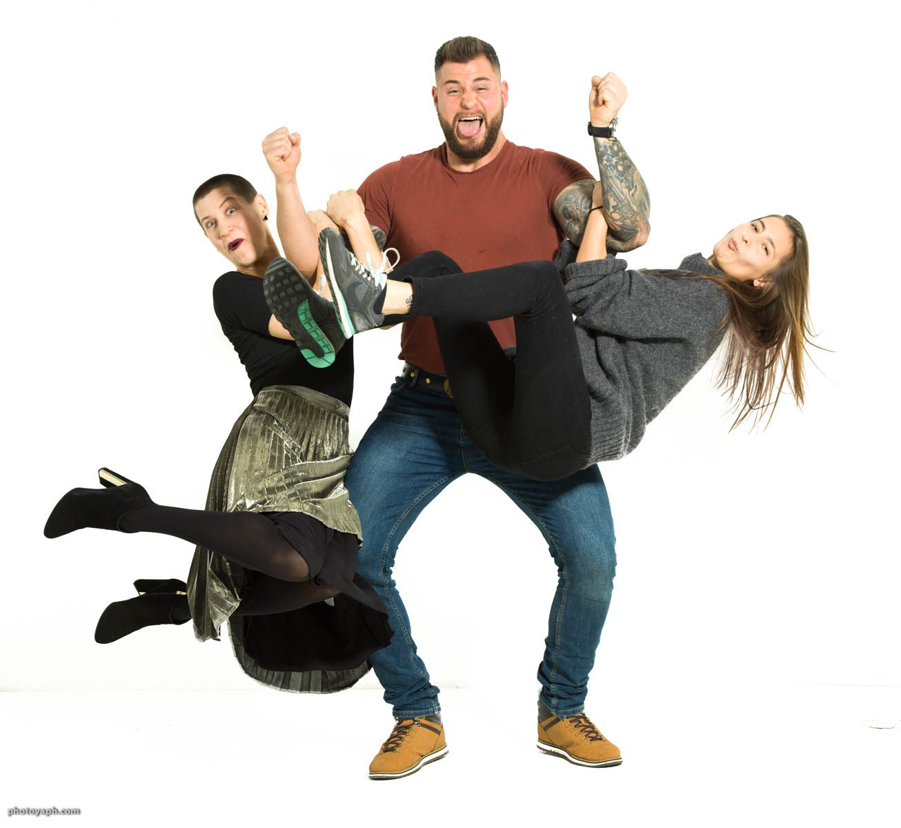 Familienfotoshooting Trier