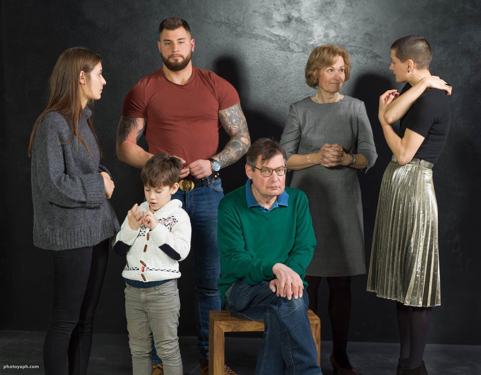 Familien-Shooting Trier
