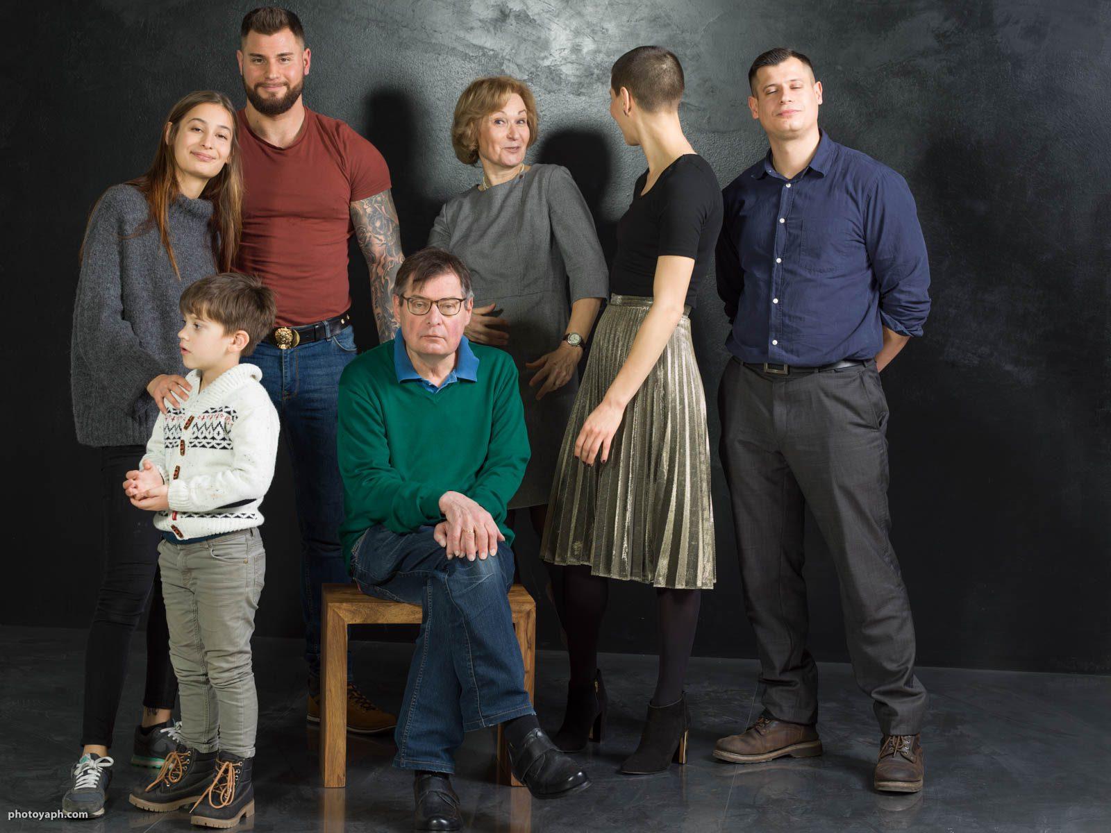 photos de la famille Luxembourg