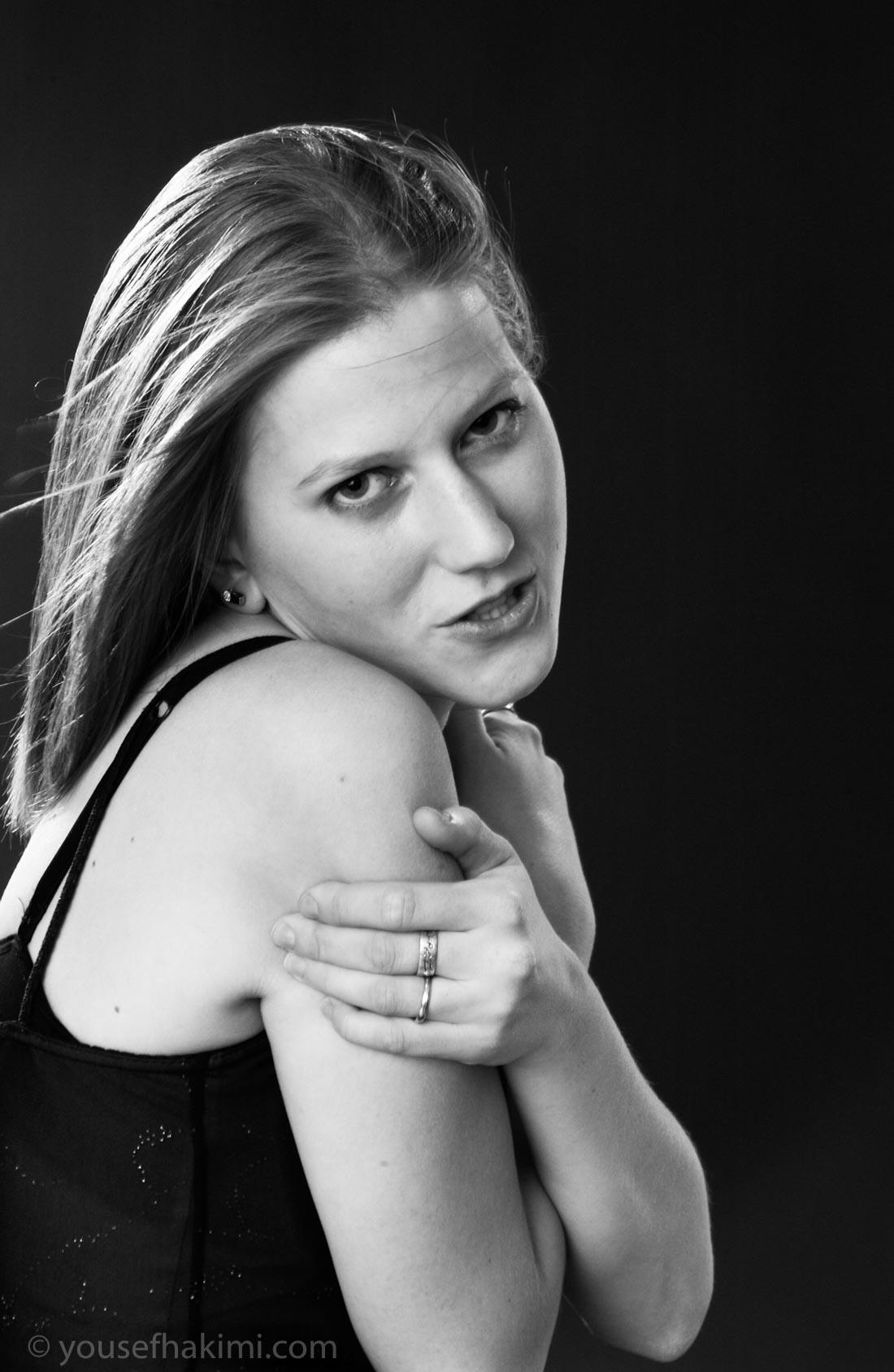 Starportrait, Model, Beauty, Fotostudio Yaph Yousef A. P. Hakimi Photography