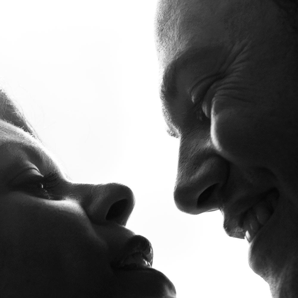 Brautpaar Fotoshooting und Hochzeitsfotos von Mireille & Marco