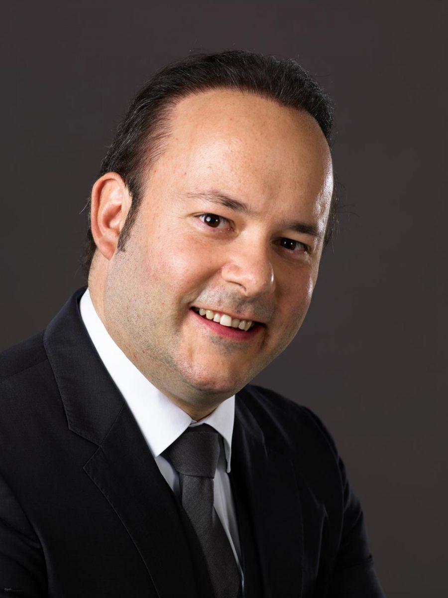 Marco Hausen Business-Portrait, Fotograf YAPH, Yousef A.P. Hakimi