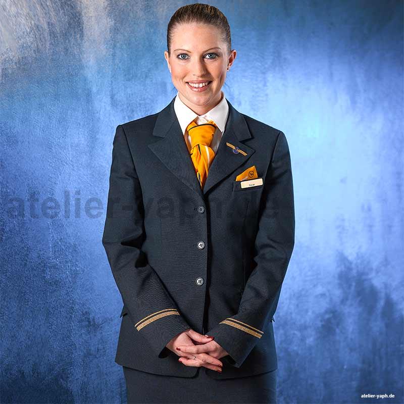 Business Portraits in Trier bei Fotograf Yaph, Businessportraits für das Personal Lufthansa