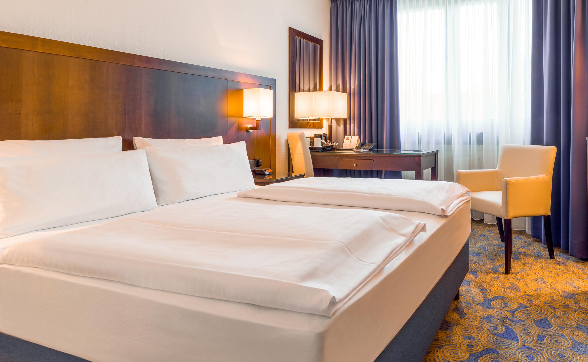Fotograf für Hotels und Interieur Fotografie - Best Western Hotel Trier