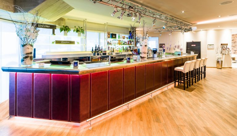 Architekturfotografie und Interieurfotografie in Best Western Hotel in Trier
