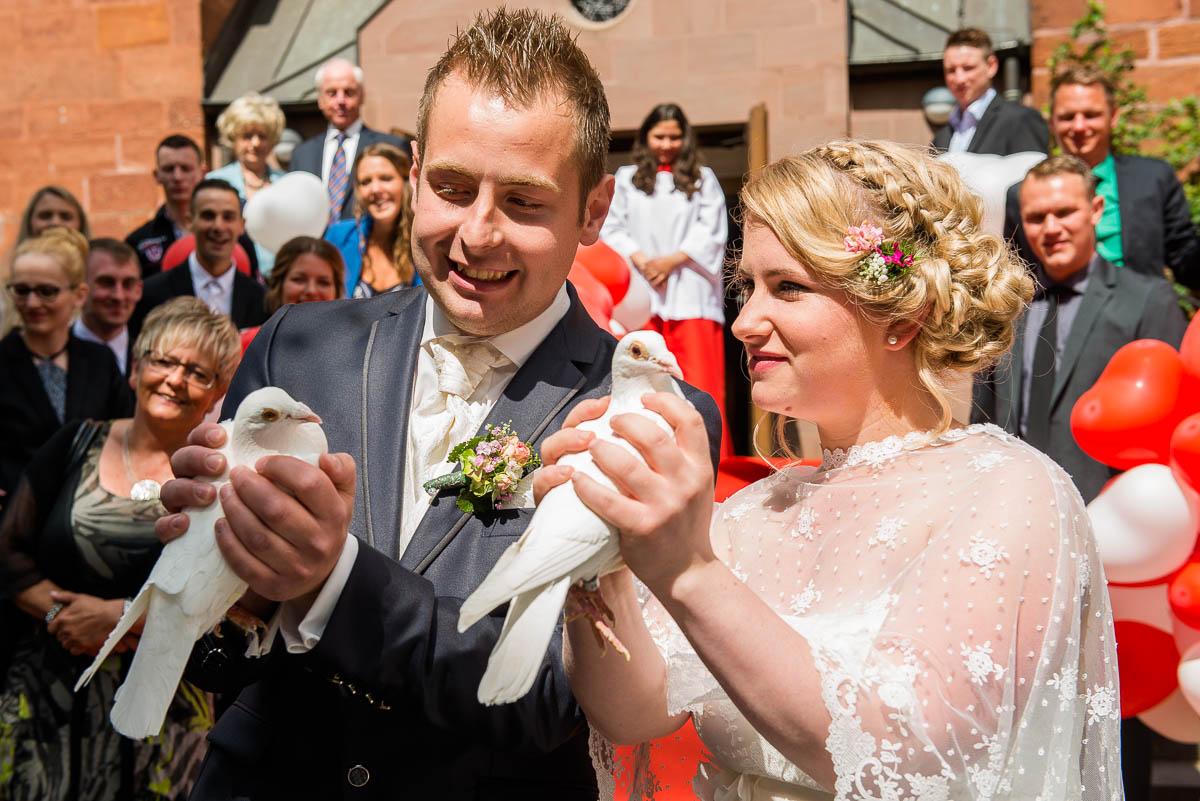 Fotograf Trier für Hochzeitsreportage und Brautbilder