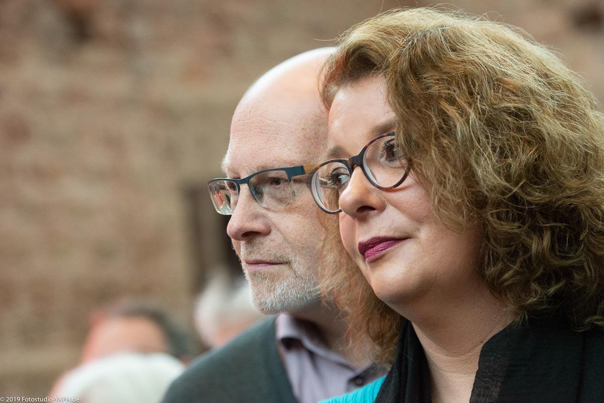 aufmerksame Zuhörer beim Neujahrsempfang der SPD Trier porträtiert von Fotostudio Yaph Trier