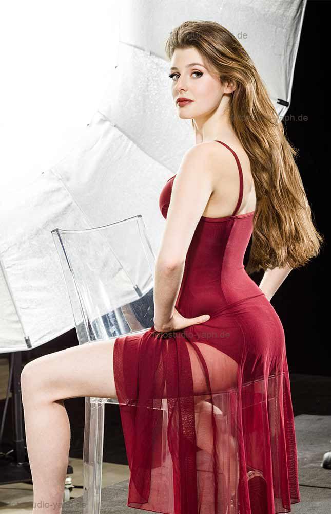 Bewerbungsfoto Fotoshooting für Sedcard von Models und Portfolio von Schauspielern.