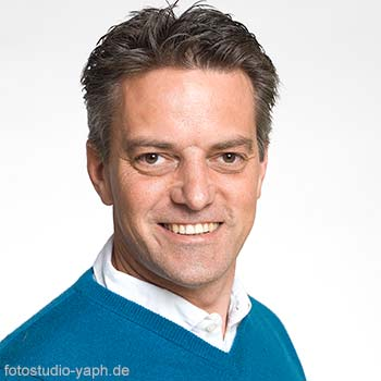 Portraitfoto Ole Seidel im Fotostudio Yaph in Trier