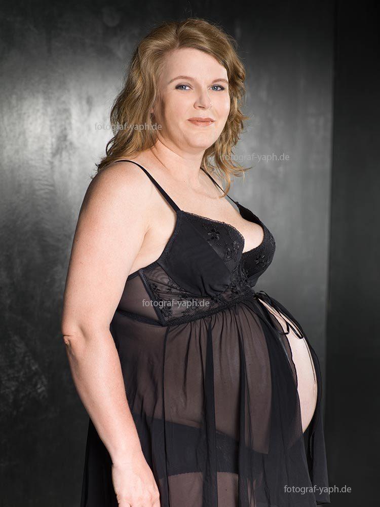 Die Schwangerschaftsfotos von Babybach von Silke im Mai 2019.