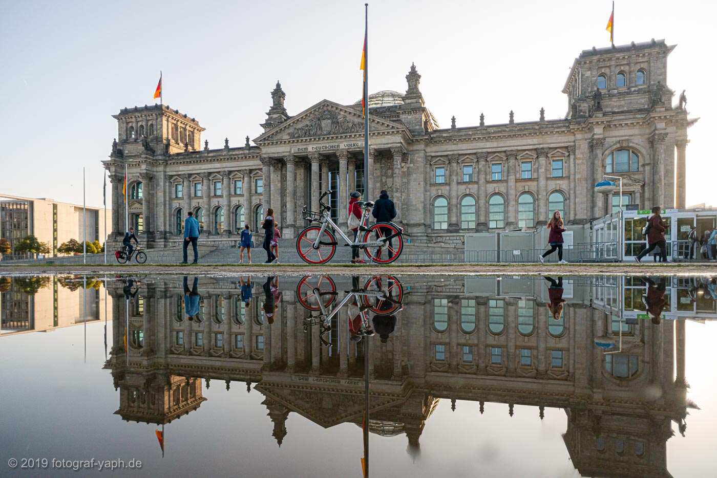 Bungestag Berlin