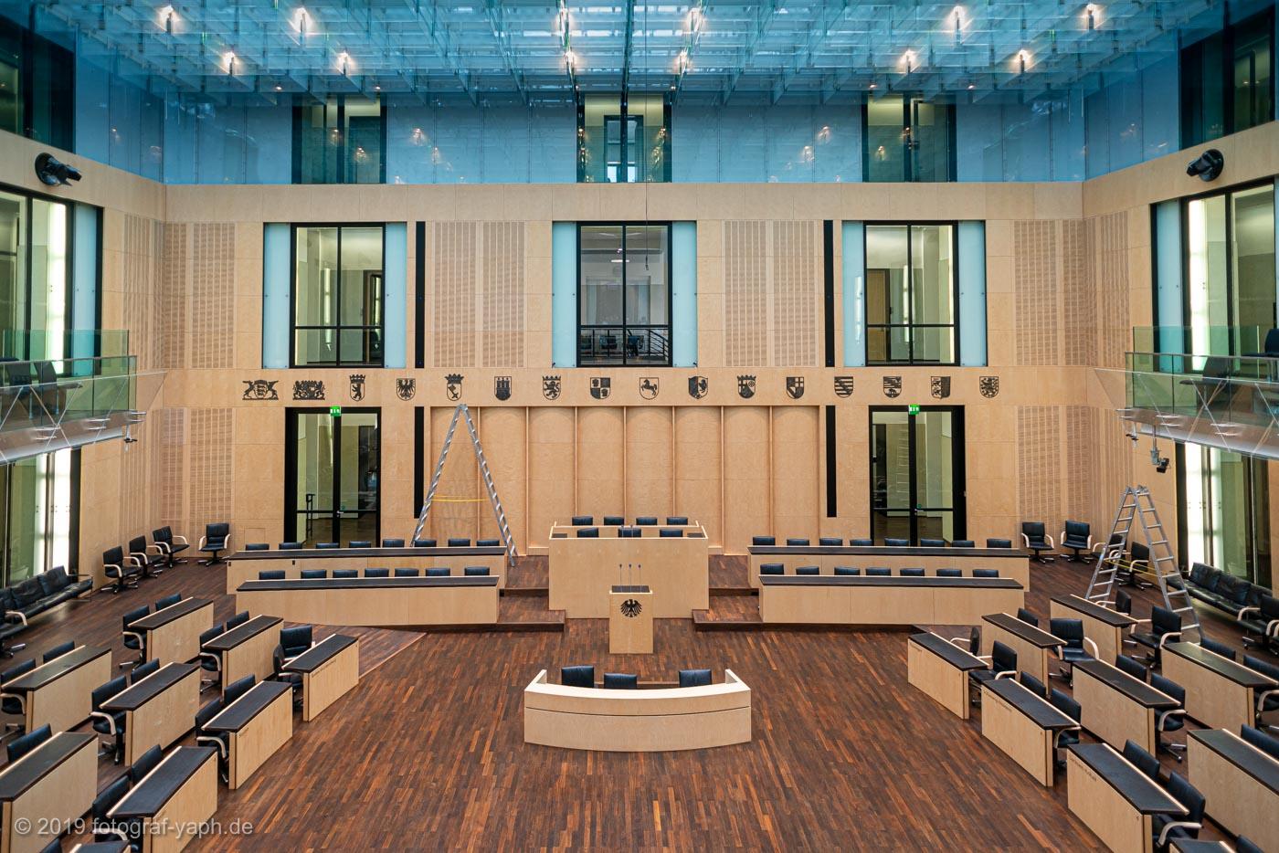 Bundesrat Sitzungssaal fotografiert von Yaph