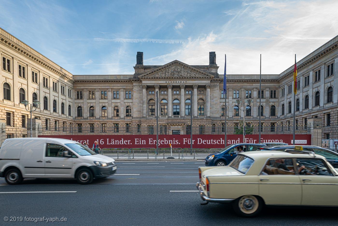 Bundesrat Berlin fotografiert von Yaph Fotograf Trier