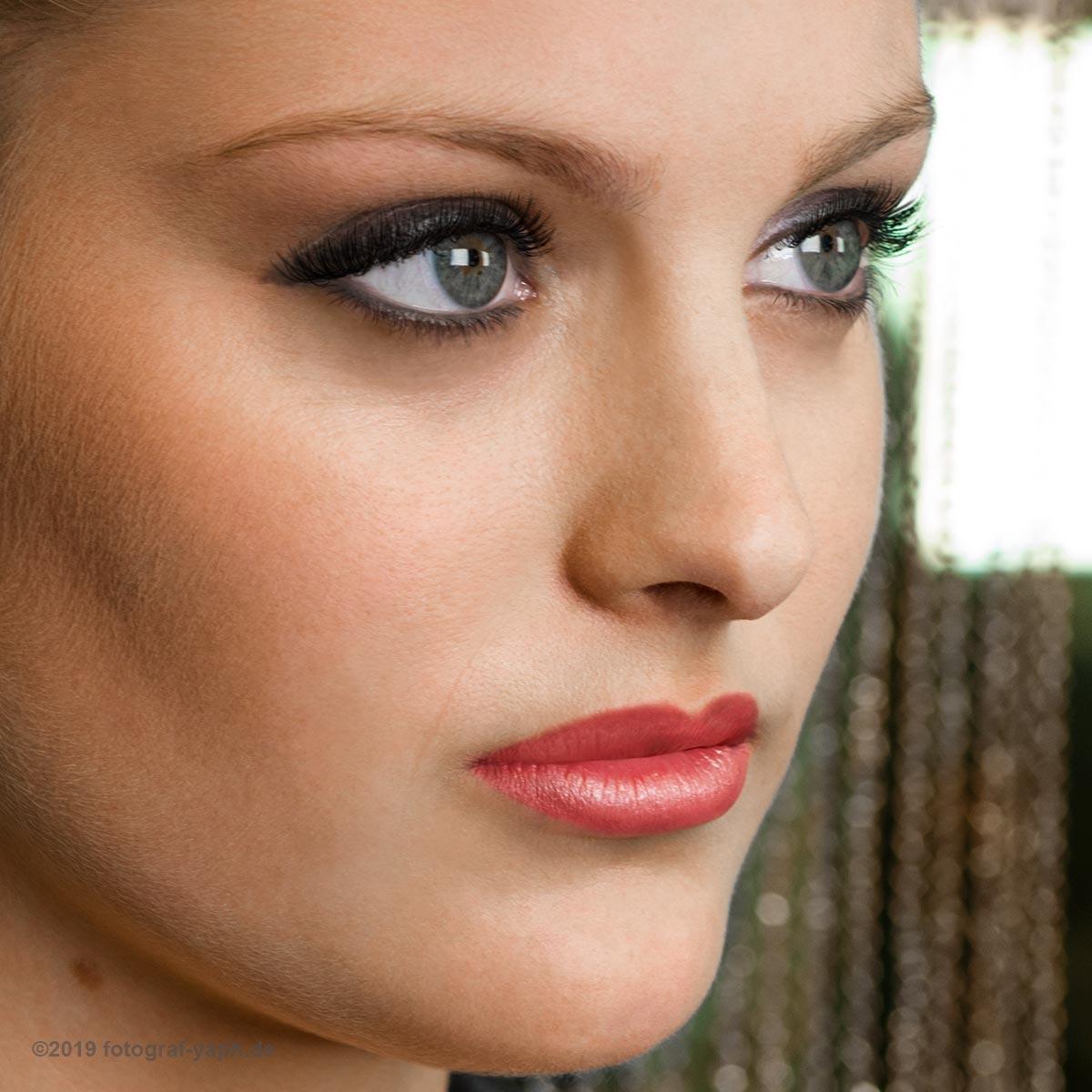 Beauty Fotoshooting und Poträfotografie Trier Atelier Yaph