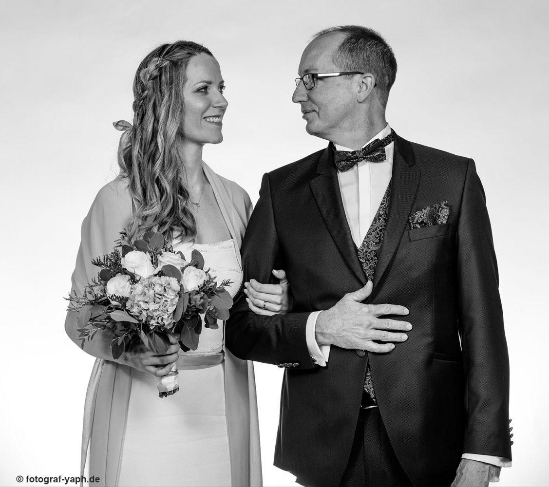 Fotostudio für Hochzeitsfotos in Trier auf dem Petrisberg