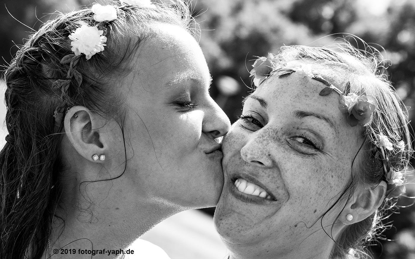 Fotografie für die Feier Junggesellenabschied von Jana in Trier und Luxemburg