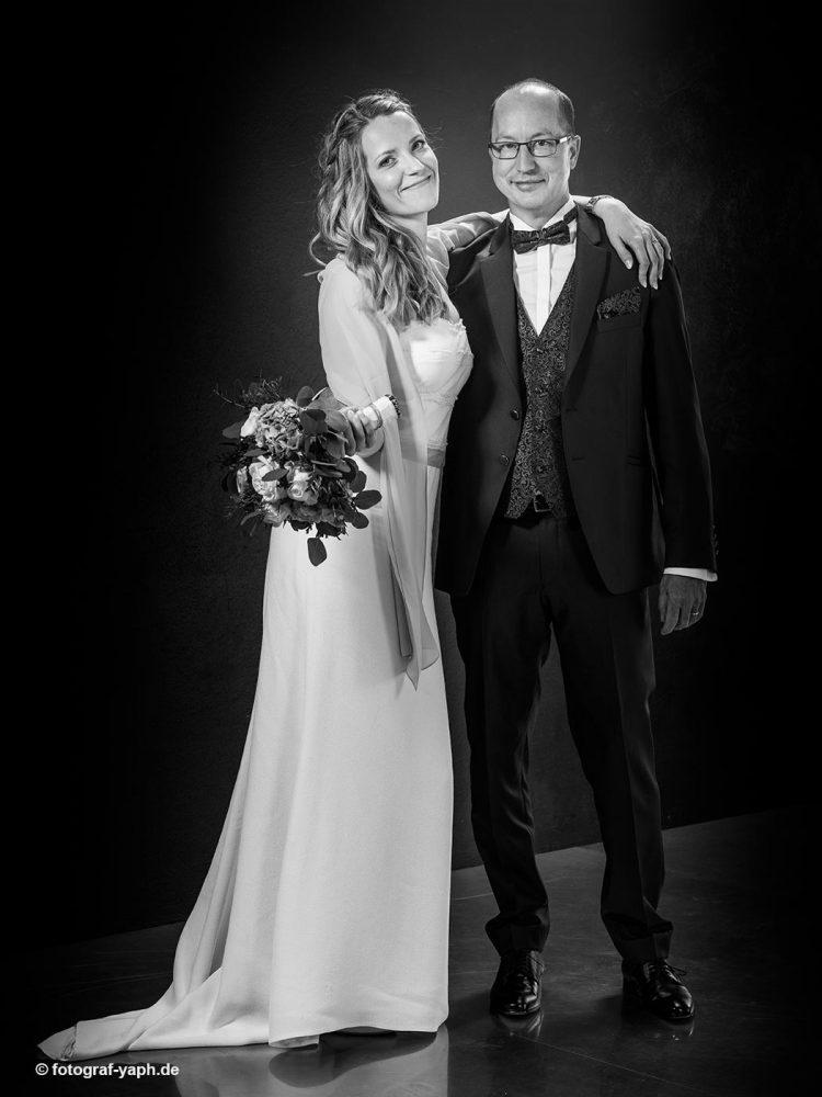 Fotostudio in Trier für Brautbilder