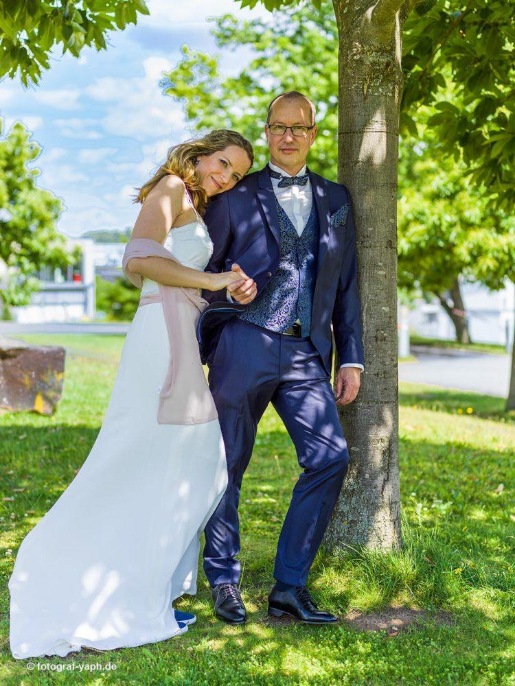 Fotograf für Hochzeit in Trier Yaph, Petra und Herbert