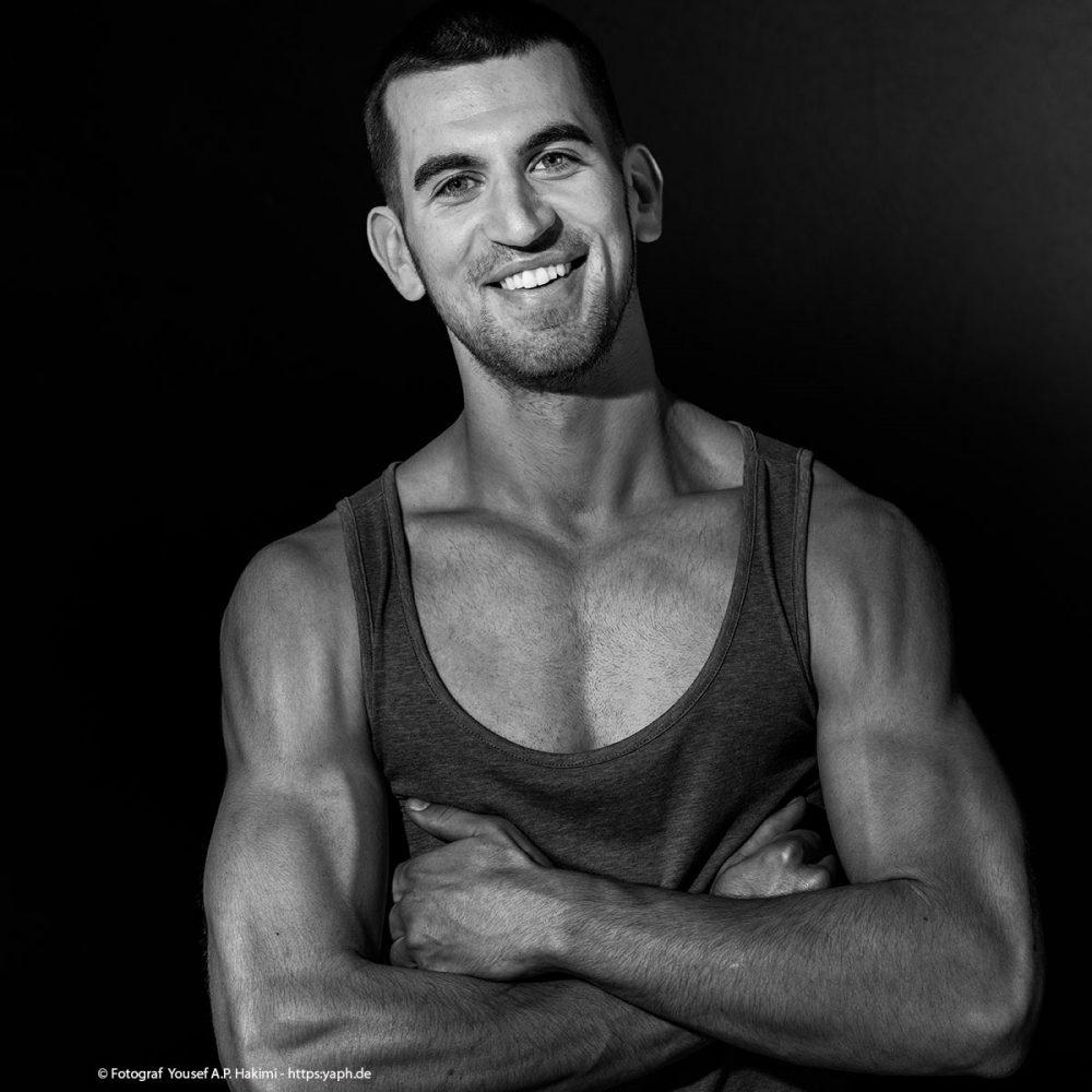 Yousef A.P. Hakimi Photography - Jason Lee Fotostudio Trier