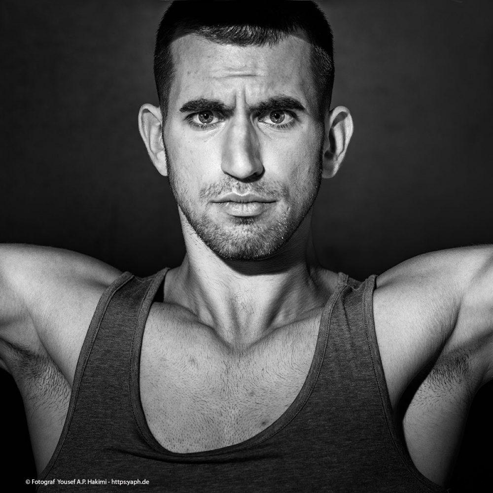 Portrait Photography - Jason Lee - Fotoatelier Trier - Yaph