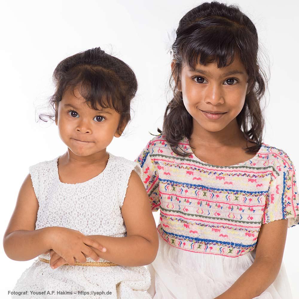 Kinderportraits und Kinder Fotoshooting im Fotostudio Yaph