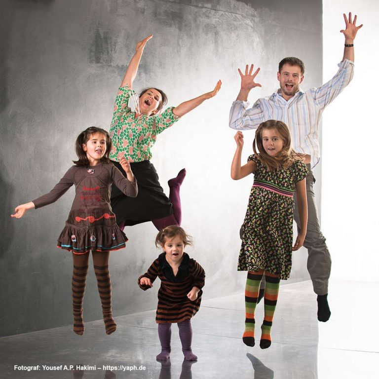 Familienfotoshooting Magnusson Atelier Yaph in Trier