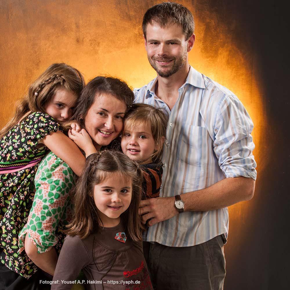 Familienfotos zum Verschenken aus dem Fotostudio Yaph Trier