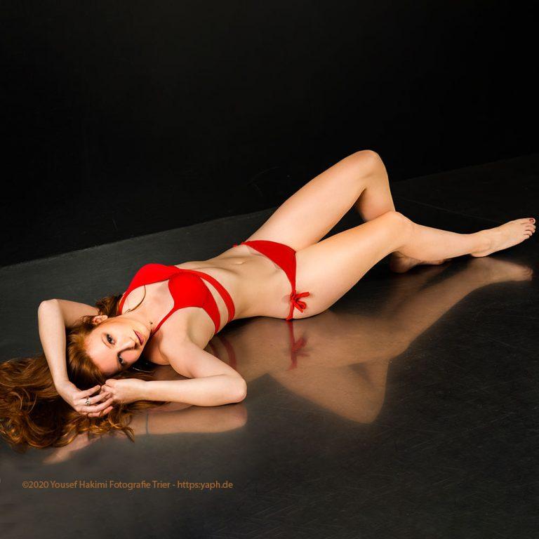 Beauty Fotoshooting Dana bei Fotograf Trier - Yaph