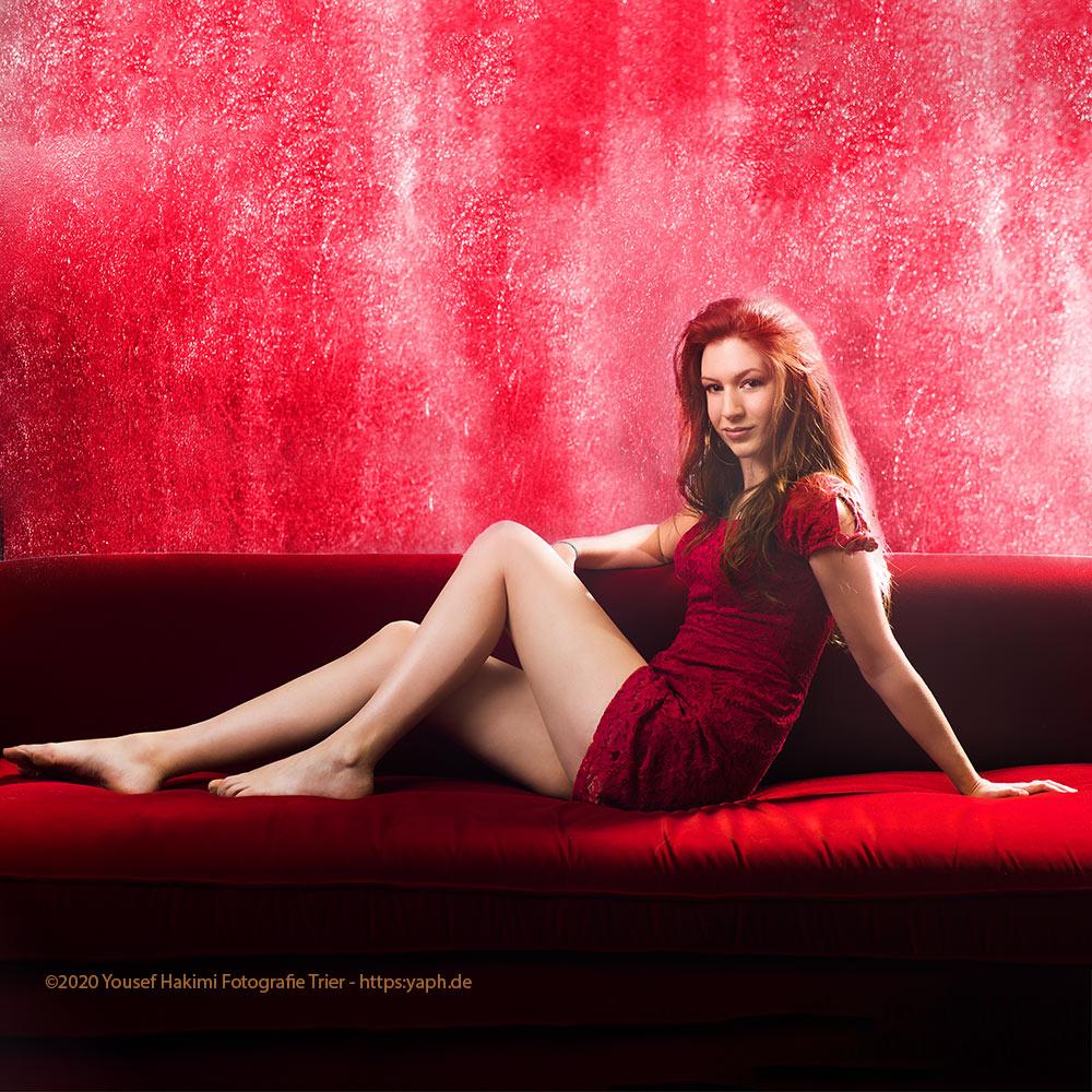 Dana - Aktfotografie und Beauty Fotoshooting bei Fotograf Trier - Yaph
