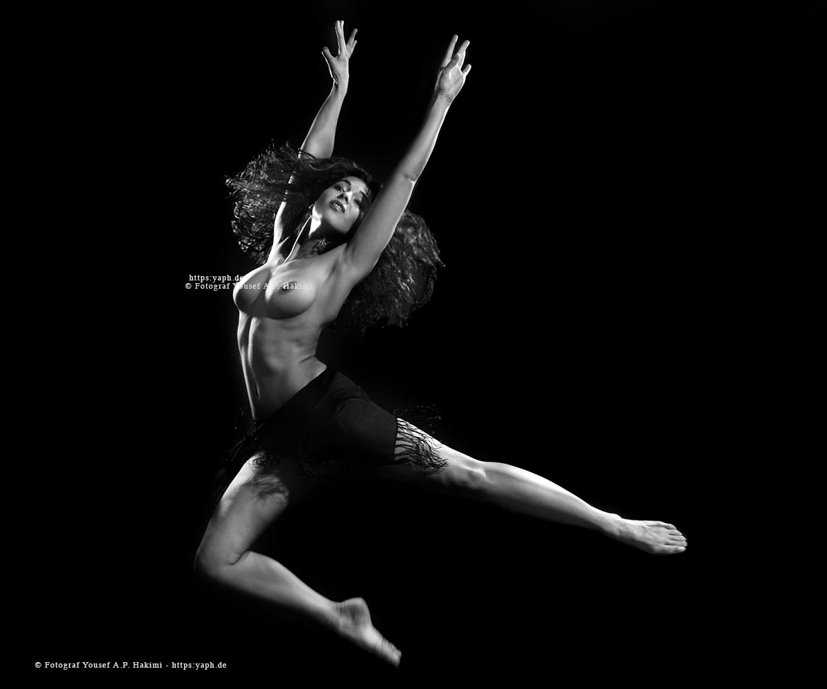 Tanzfotos Diana bei Fotograf Trier Yaph