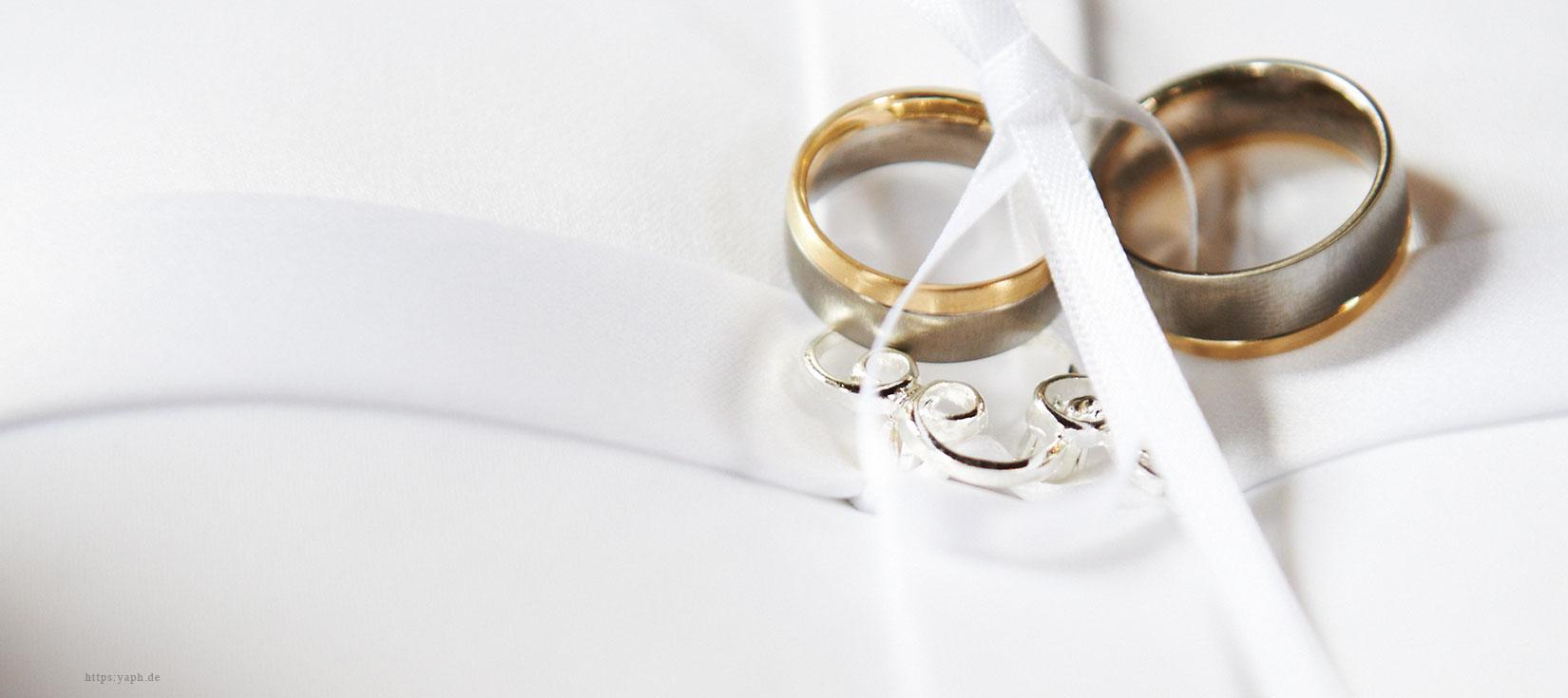 Hochzeitsringe, Hochzeitsfotografin Claudia Gabriele Trier