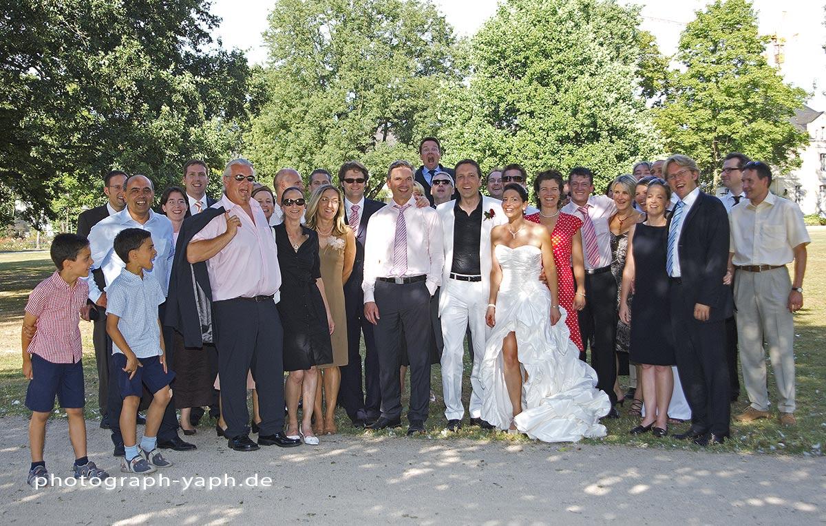 Hochzeitsfotografie Elke & Patrik bei Fotograf Yaph 5