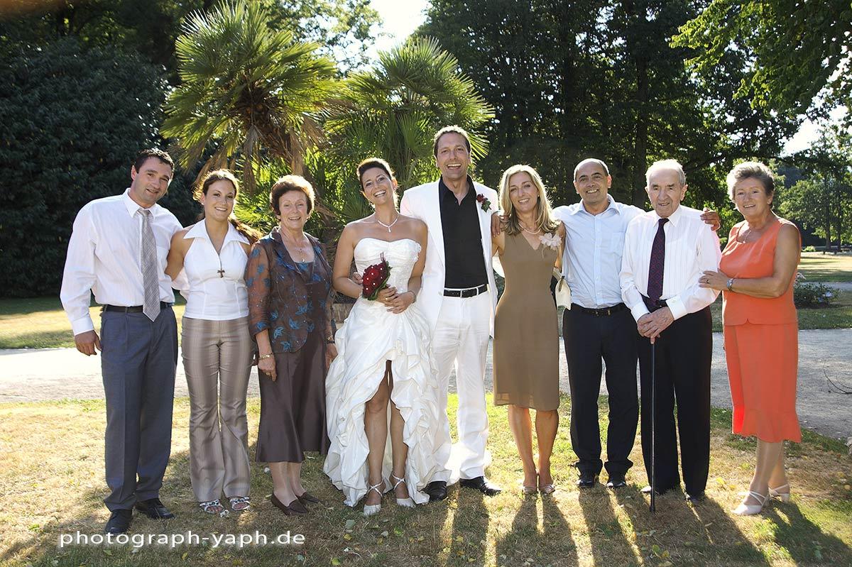 Hochzeitsfotografie Elke & Patrik bei Fotograf Yaph 2