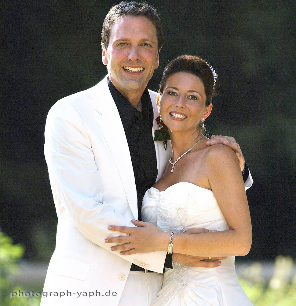 Hochzeitsfotografie Elke & Patrik bei Fotograf Yaph