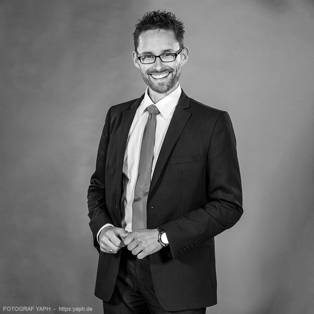 Alexander Houben - Porträt bei Fotograf Yaph, Yousef Hakimi
