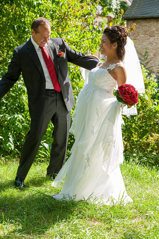 Lebendige Brautpaarbilder als Erinnerung fürs Leben