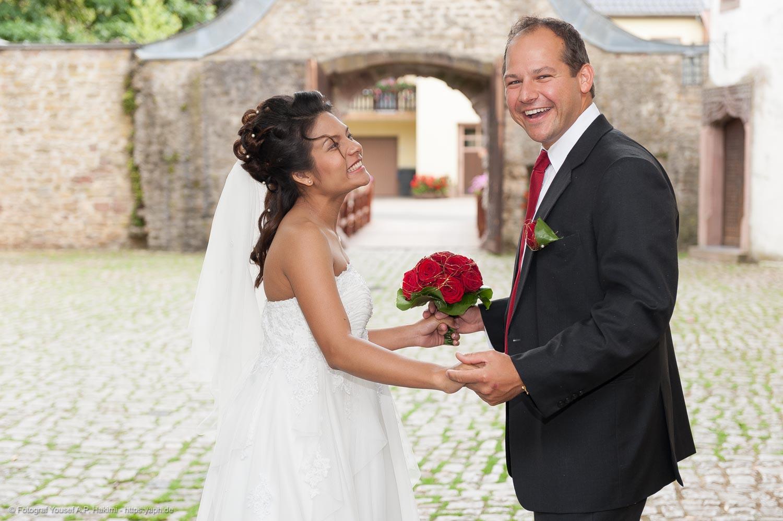 Hochzeitsfotografie und Brautbilder