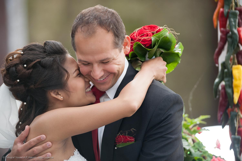 photos du mariage par le photographe en Treves Yaph