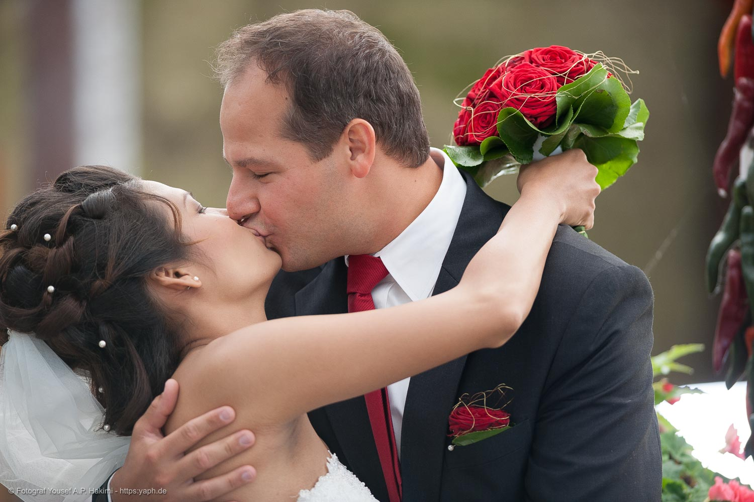Wedding photography by Yaph photographer Trier