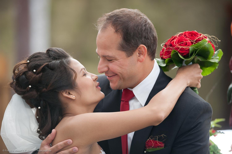 Ihr Hochzeitsfotograf Yaph hält alle wichtigen Momente vom Tag der Standesamtlichen Trauung fest