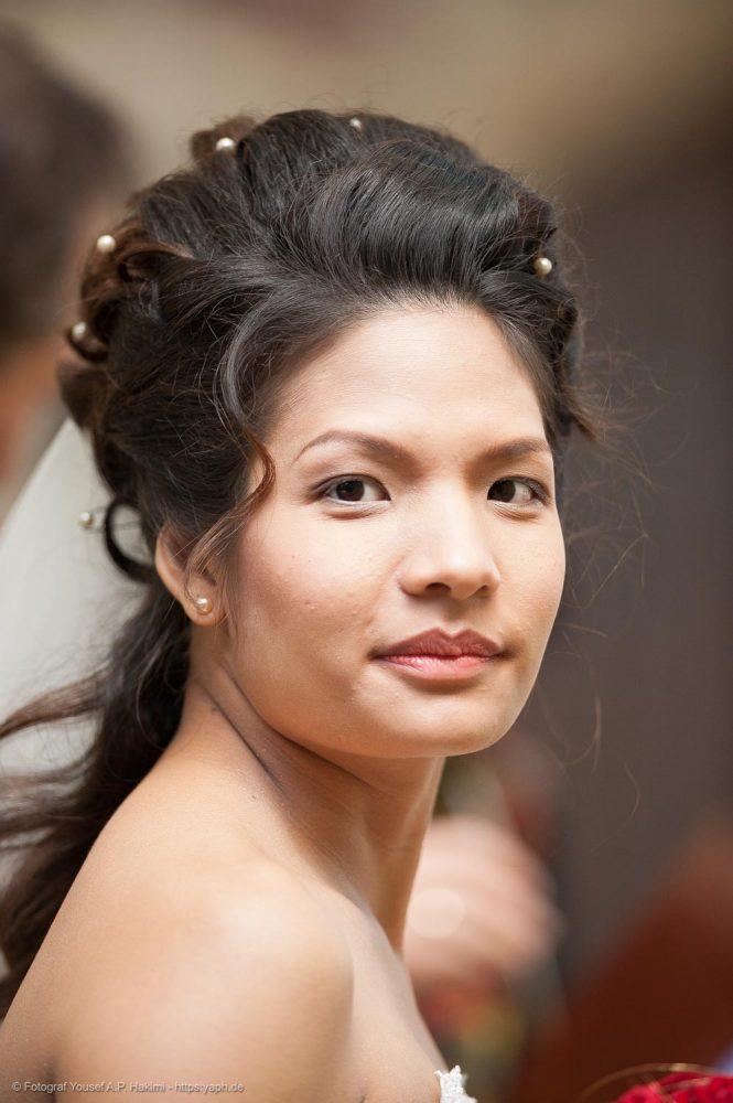 Brautfotos bei der Hochzeitsreportage von Yaph Photography Trier