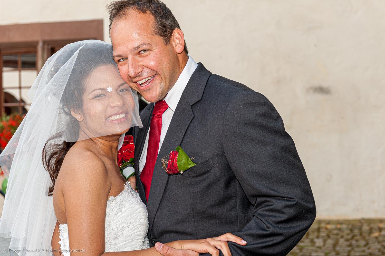 Brautpaarbilder sind die schönsten Fotos bei der Hochzeitsreportage