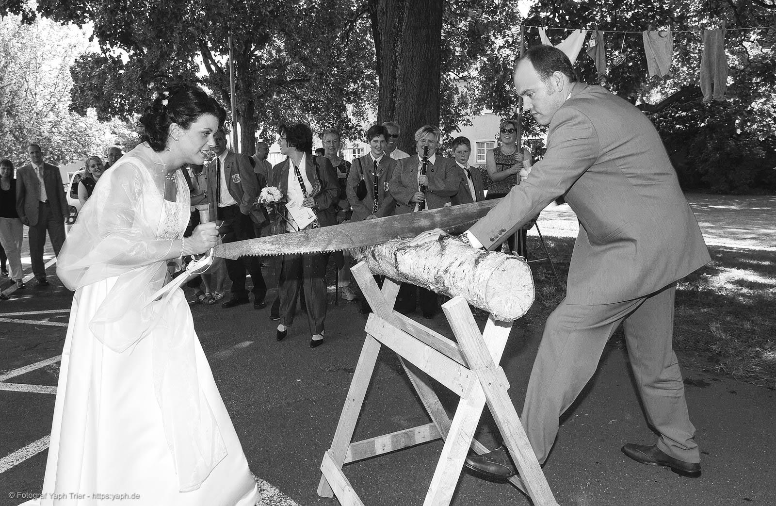 Hochzeitsfotos Mireille-Marco bei Fotograf Trier - Yaph