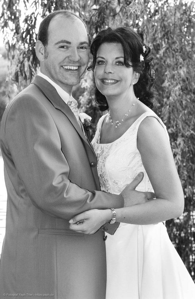 Brautpaar Fotoshooting Mireille-Marco bei Fotograf Trier - Yaph