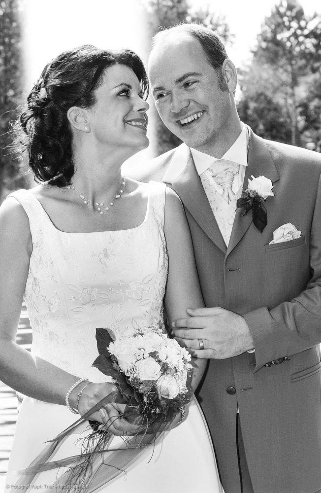 Brautpaarfotos Mireille-Marco bei Fotograf Trier - Yaph