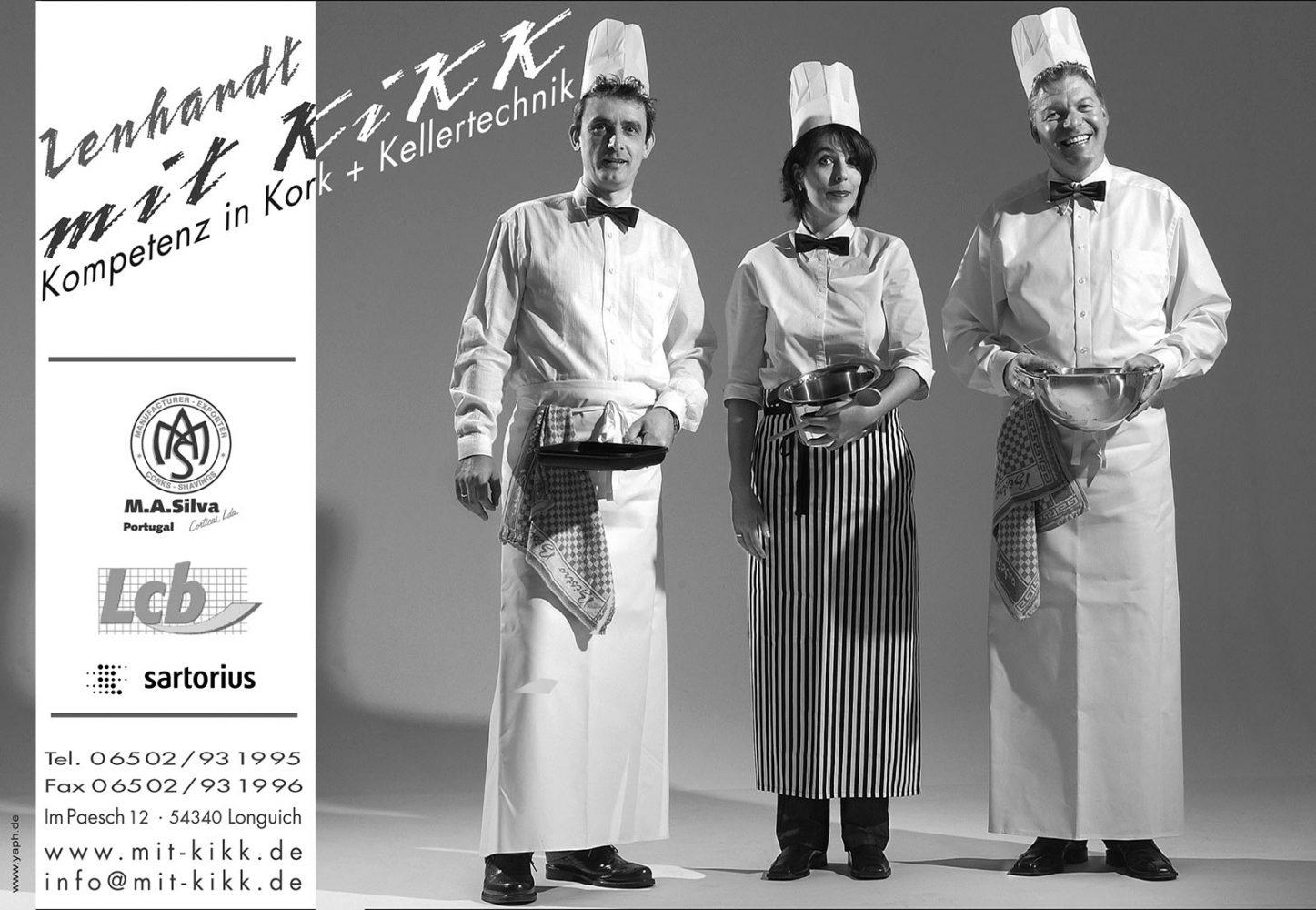 Mitkikk GmbH Anzeige in der Deutschen Weinbau ddw Atelier Yaph Trier
