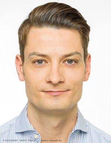 Biometrische Passfotos Trier und Passbilder bei Fotograf Yaph